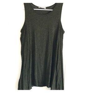 Lush open shoulder long sleeve